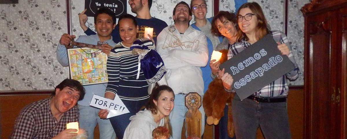Escape Room grupos grandes imagen destacada