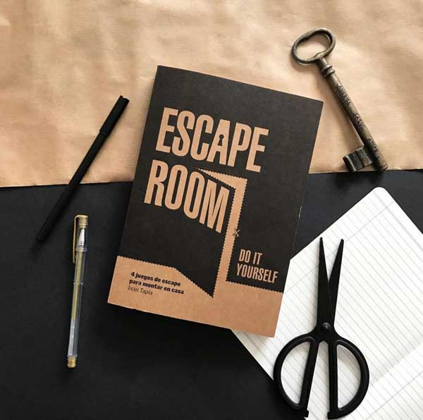 Libro escape room