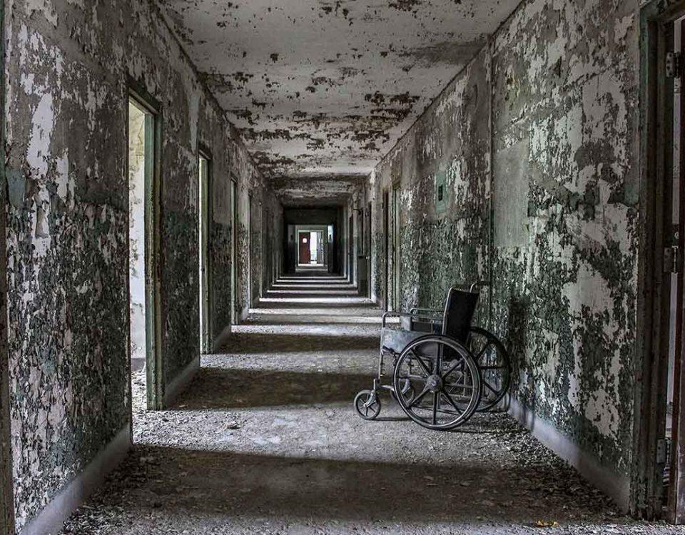 Hospitales psiquiátricos encantados - Imagen destacada