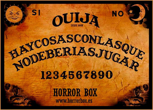 Ouija - Opinión de un escape room