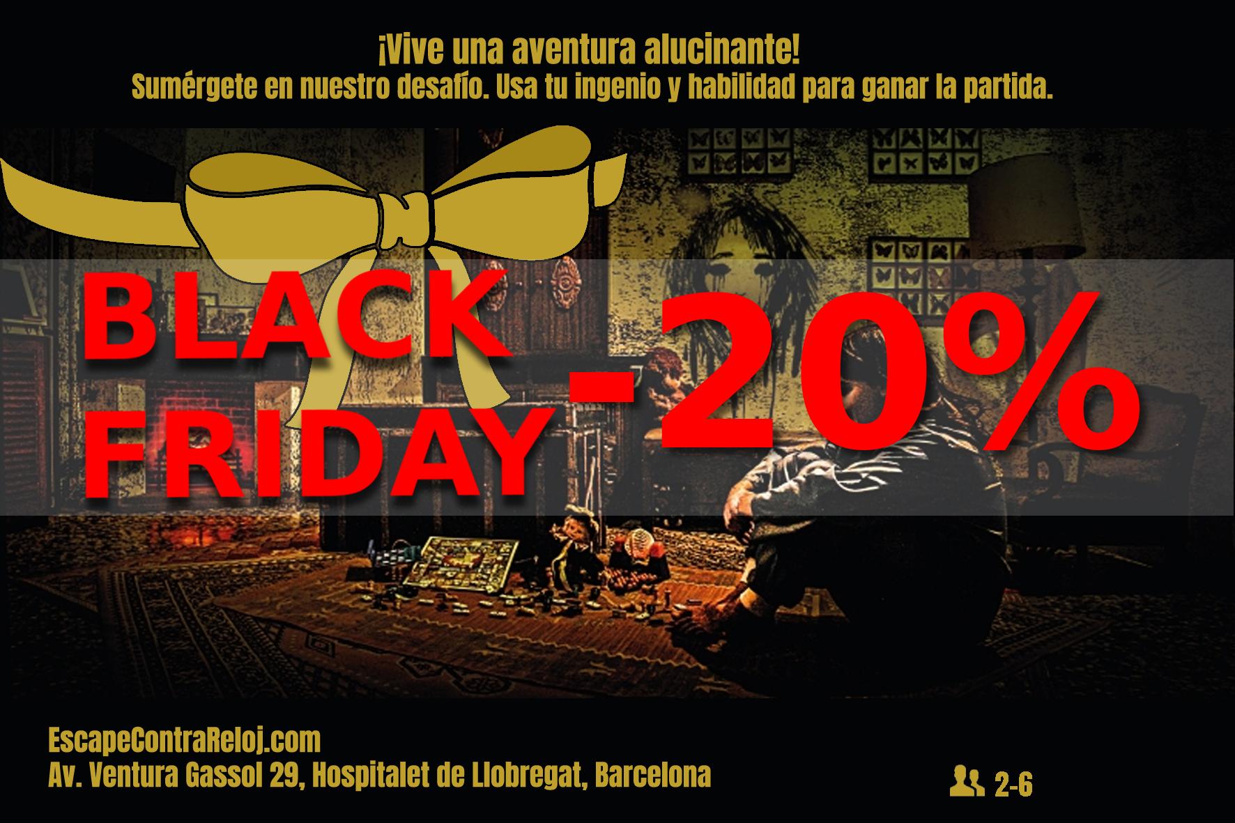 -20% Black Friday